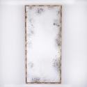 Pair of Faux Bamboo Mirrors - picture 2