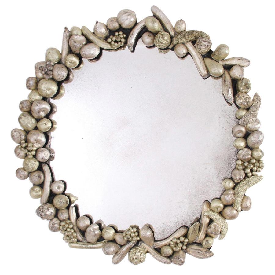 Circular Fruit Mirror