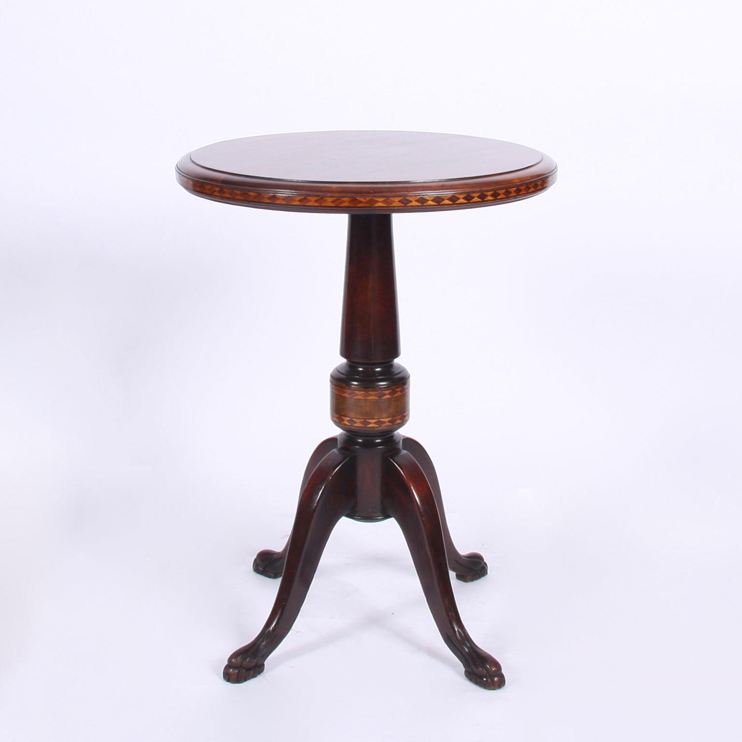 Mahogany Side Table