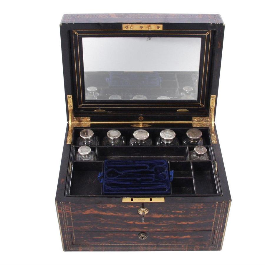 Asprey of London Vanity Box