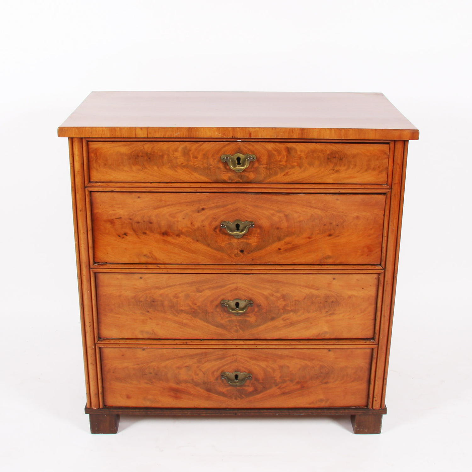 Walnut Swedish Commode