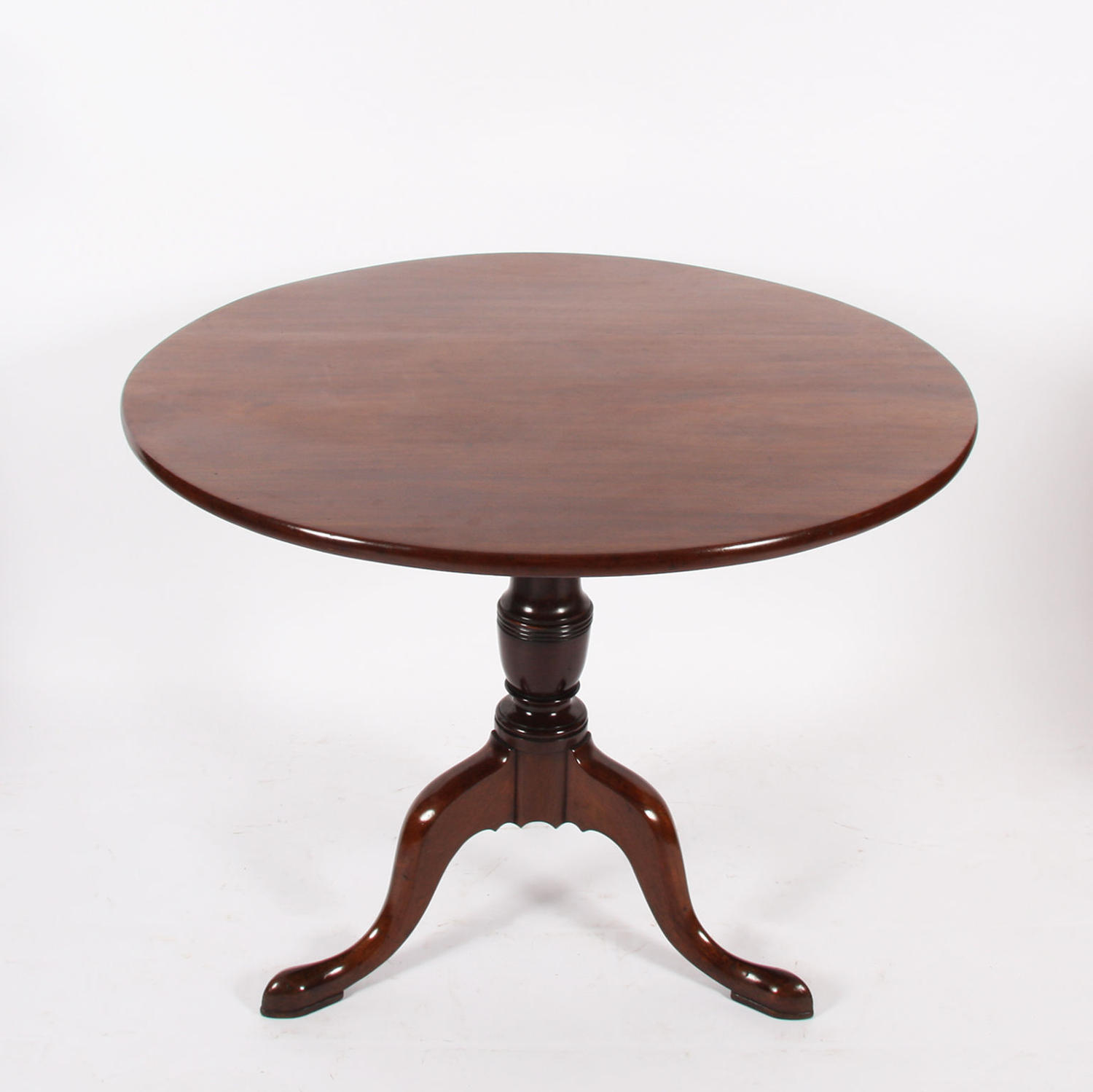 Tea & Centre Mahogany Dining Table