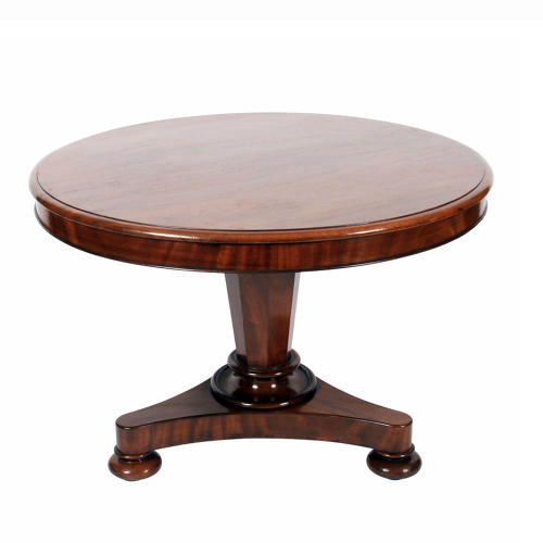 William IV Mahogany Breakfast Table