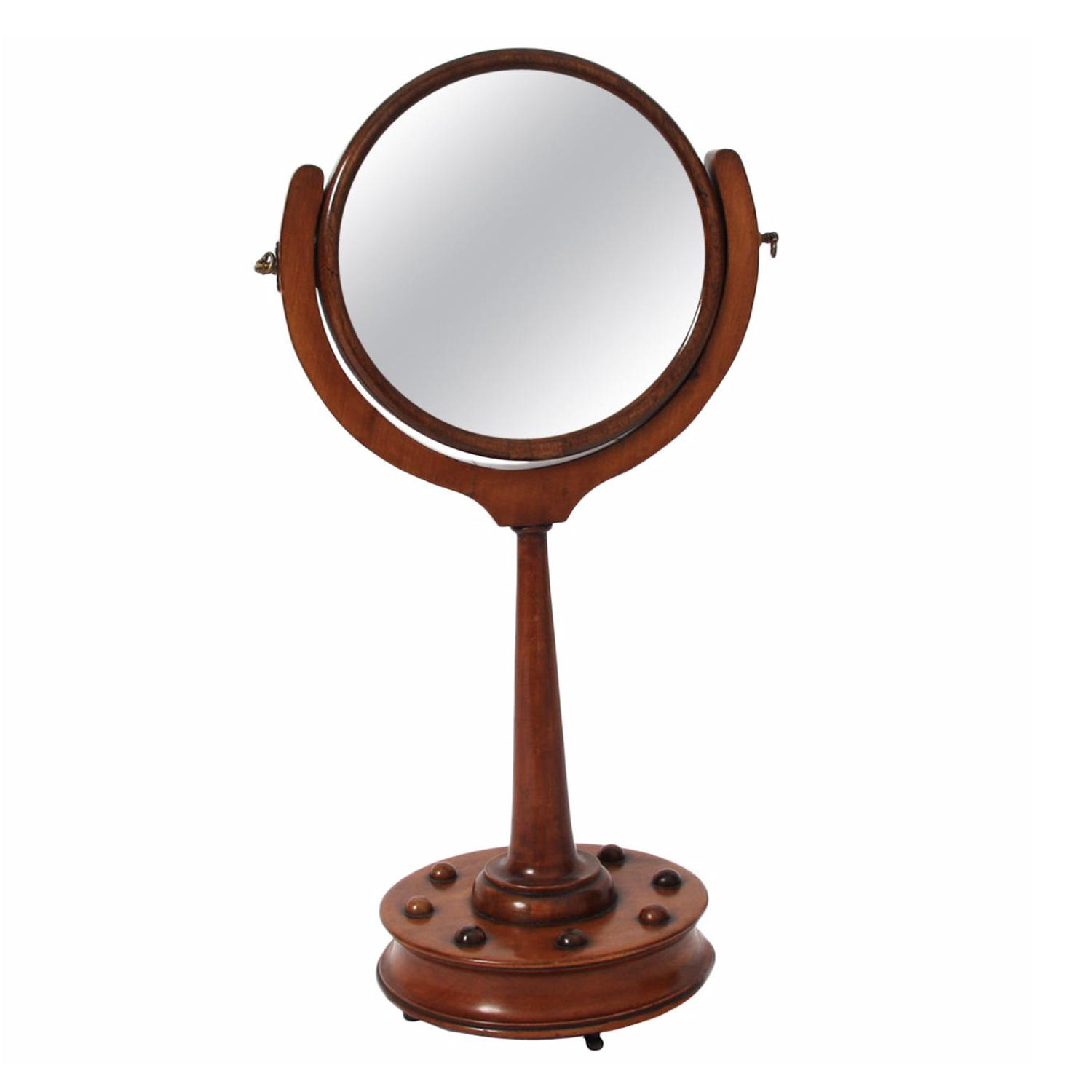 Walnut Dressing Table Mirror