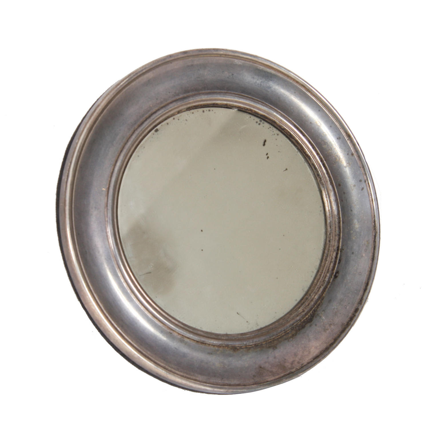 Small Silver Mirror by Mappin & Webb
