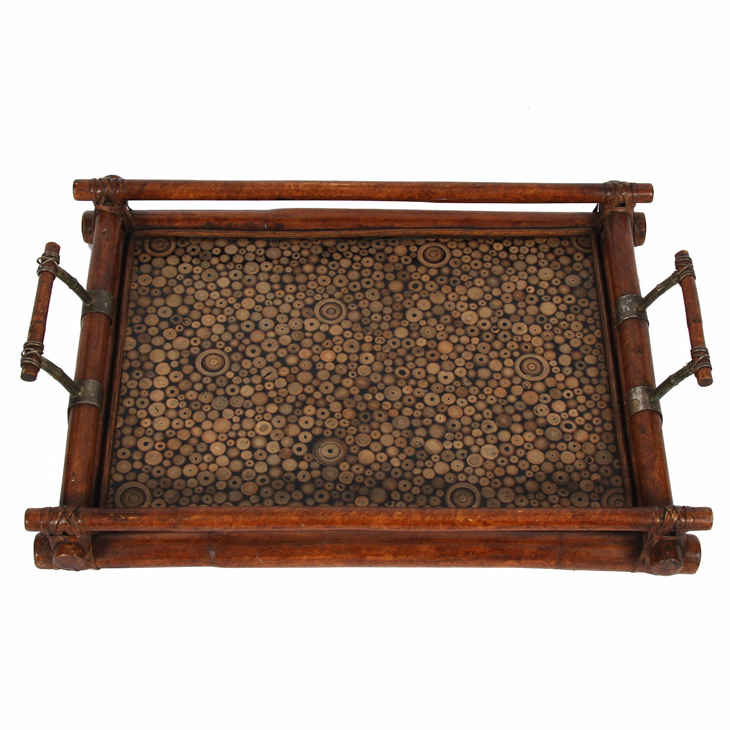 Bamboo Section Tray