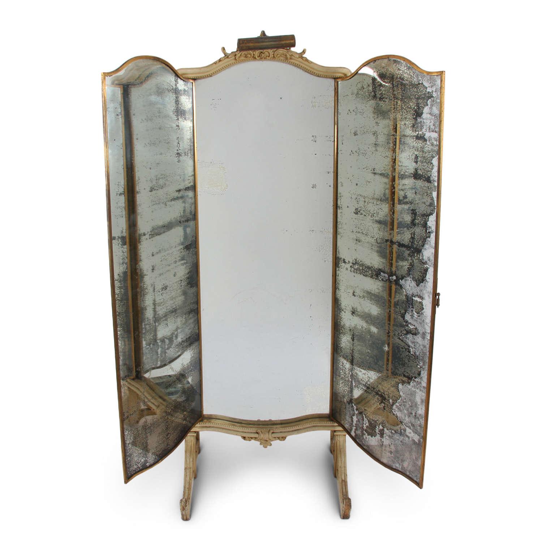 Miroir Brot Triptych Dressing Mirror