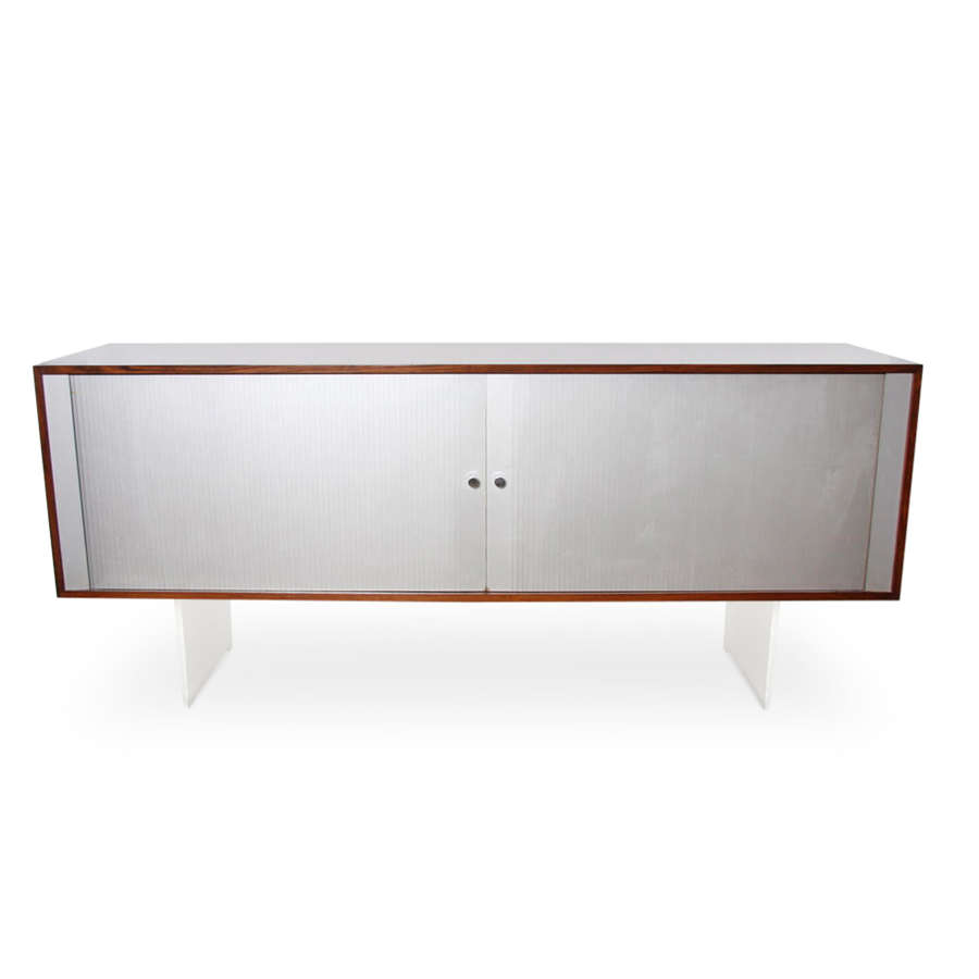Danish Mid-Century Cabinet, Poul Nørreklit for Georg Petersens