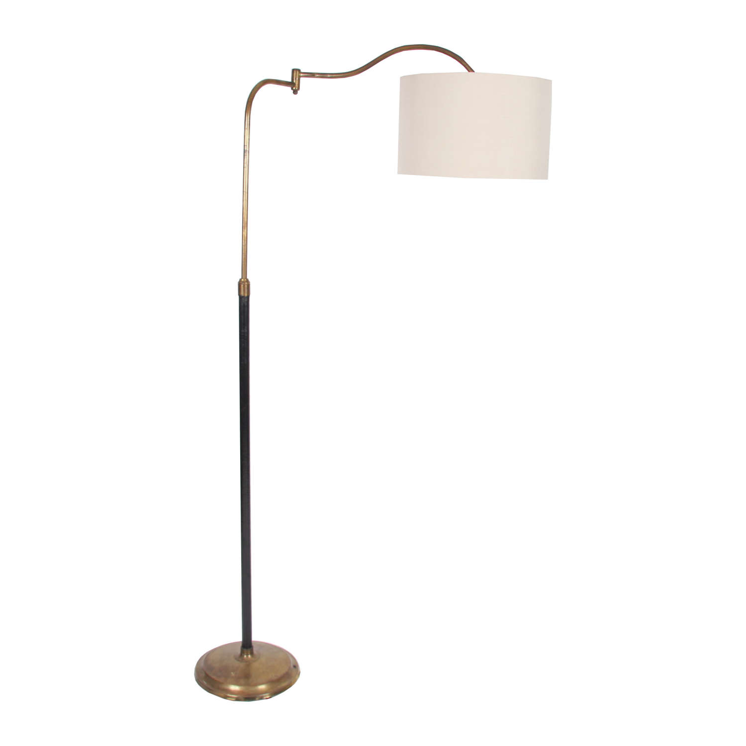 Italian Swing Arm Floorlamp
