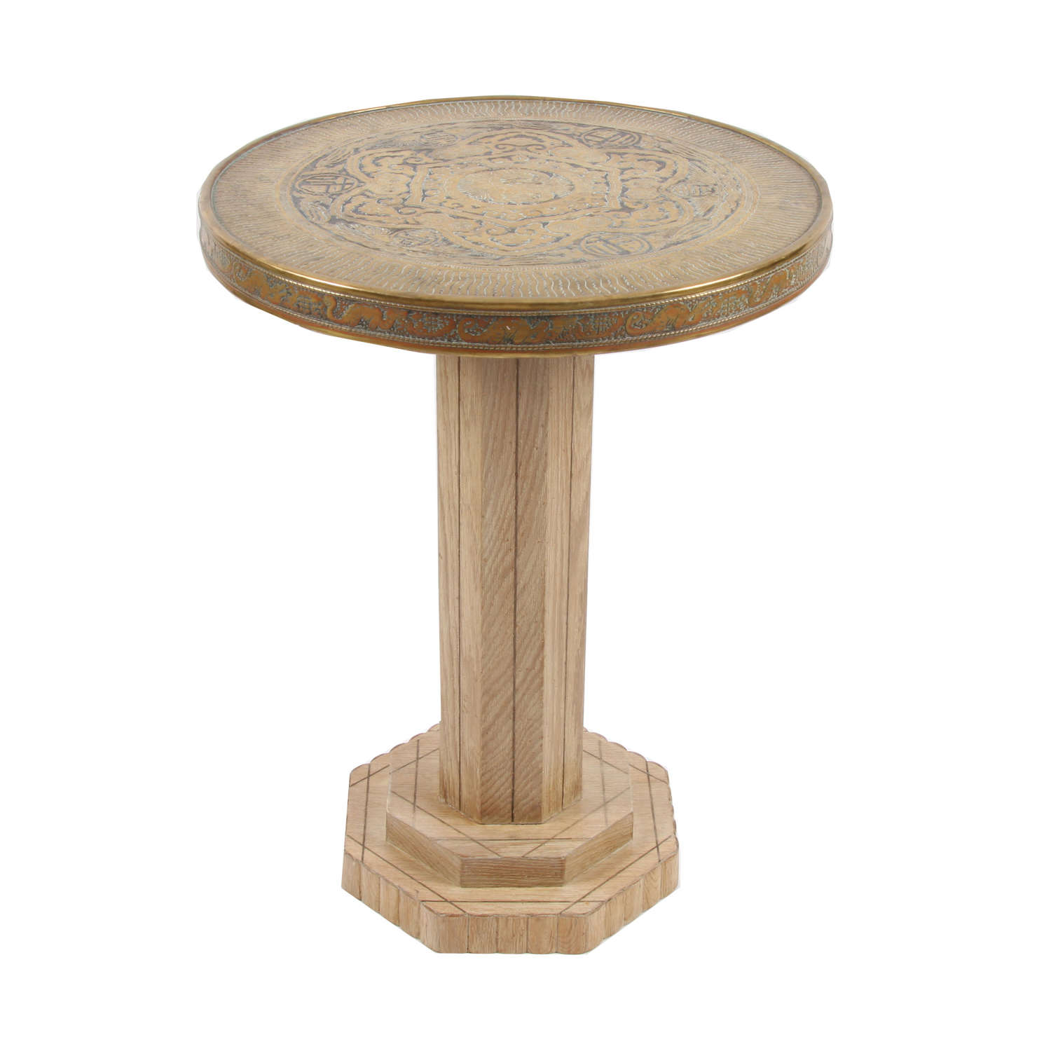 Chinese Influence Side Table
