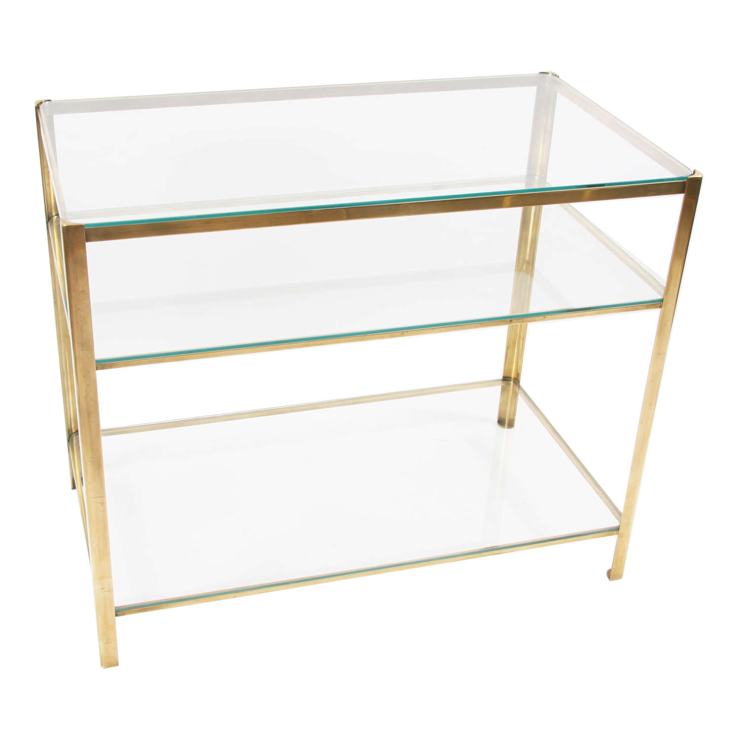 Jacques Quinet Console Table