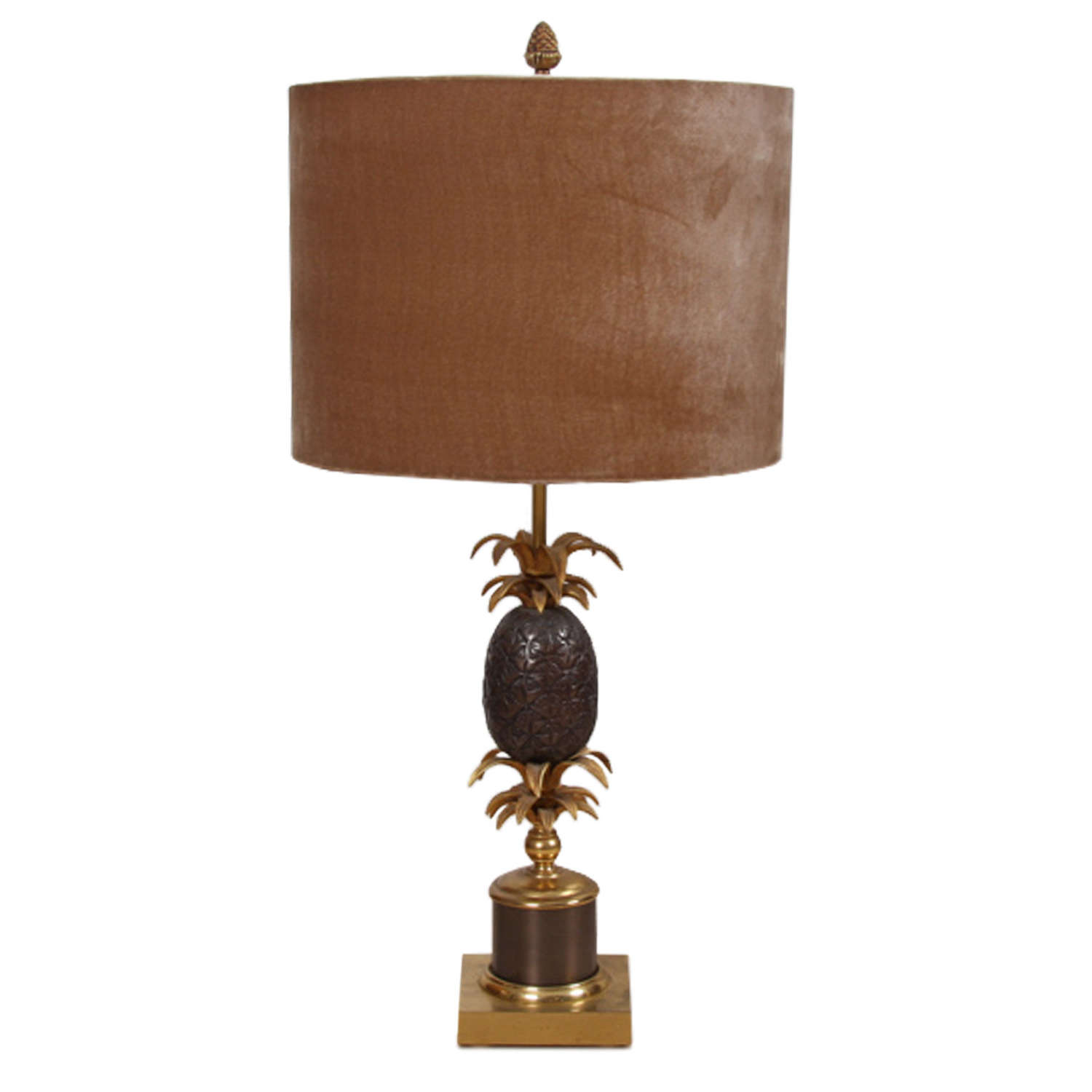 French 1960s Pineapple Table Lamp